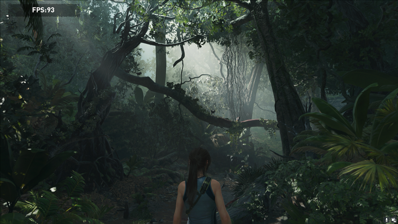 Shadow of the Tomb Raider Benchmark